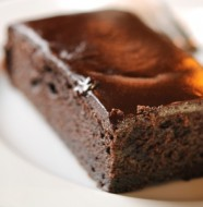 chipotle chocolate brownies