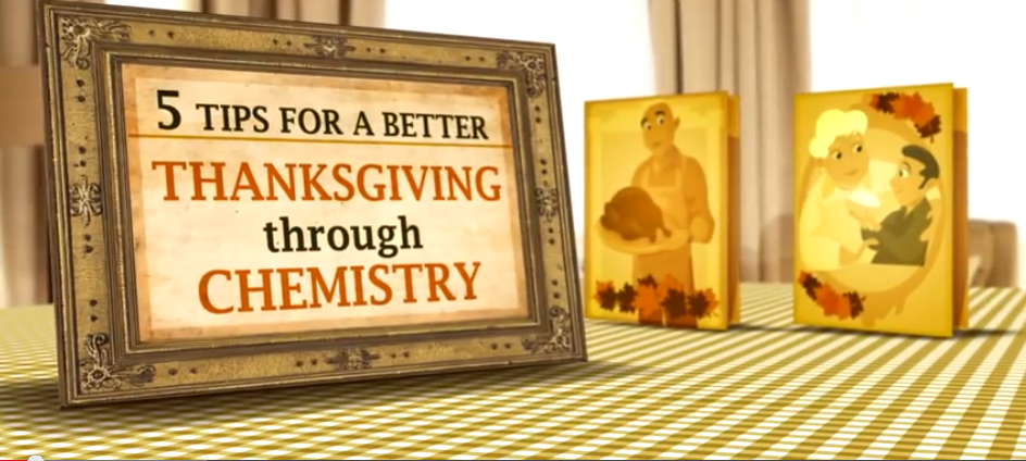 a better thanksgiving through chemistry