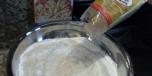 make your own gluten-free flour