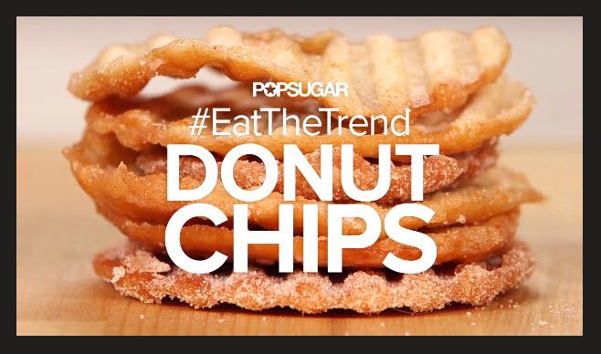 donut chips
