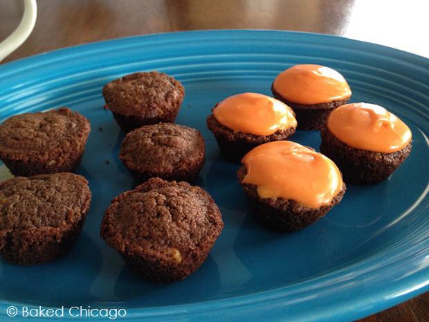 Fumble Nutter Brownie Bites 8