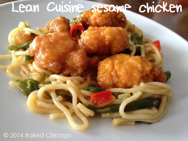 Lean Cuisine Culinary Collection Sesame Chicken