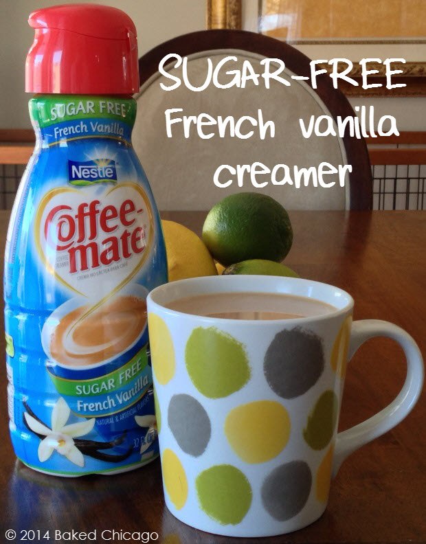 Nestle CoffeeMate French Vanilla Sugar Free Creamer