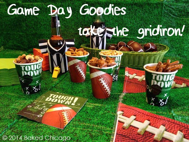 Nestle game time goodies take the gridiron