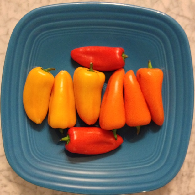 sweet peppers for slow cooker chili