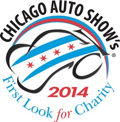 Chicago Auto Show's First Look for Charity 2014
