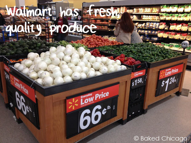 Walmart has fresh, quality produce #shop #JungleFresh
