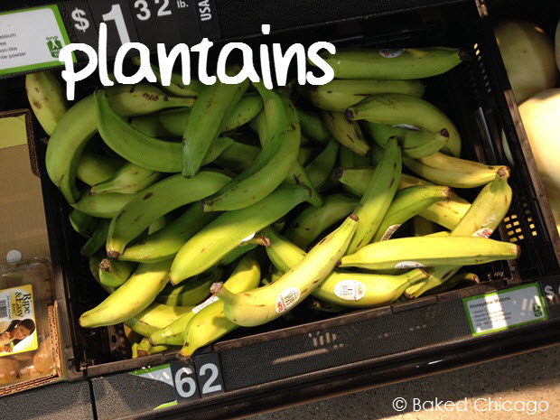 plantains at Walmart #shop #JungleFresh fresh produce