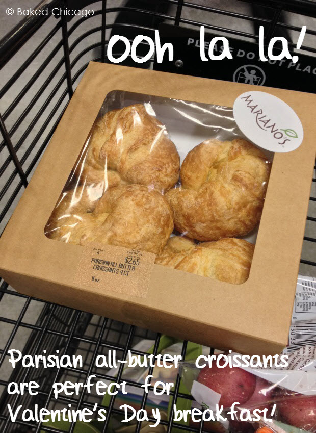 Parisian all-butter croissants #MyMarianos #shop #CollectiveBias slow cooker coq au vin