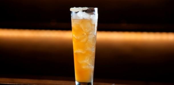 Salted Caramel Margarita
