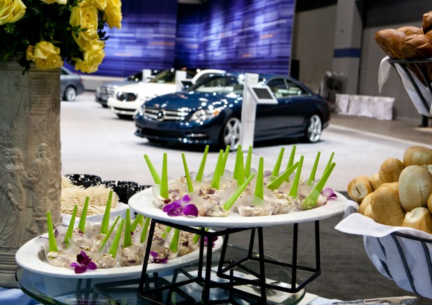 Chicago Auto Show First Look for Charity