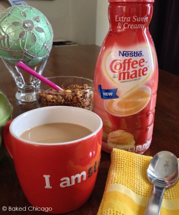Coffee-mate Extra Sweet & Creamy #ad