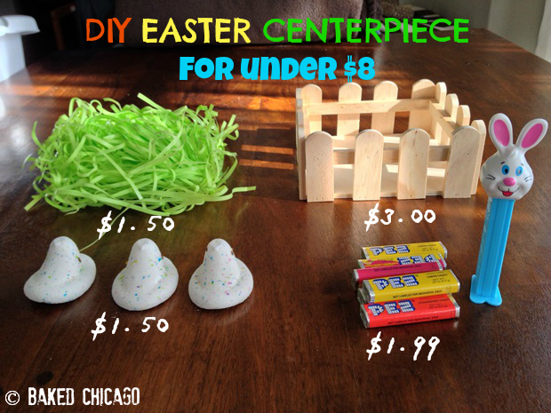 Peep Art - Easter Centerpiece_1