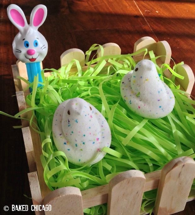 Peep Art - Easter Centerpiece_2