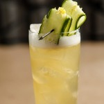 Gatsby's Cucumber Punch