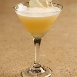 Gravity Defying Pear Apple Martini