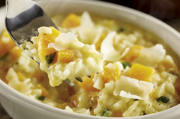 WPS Butternut Squash Risotto