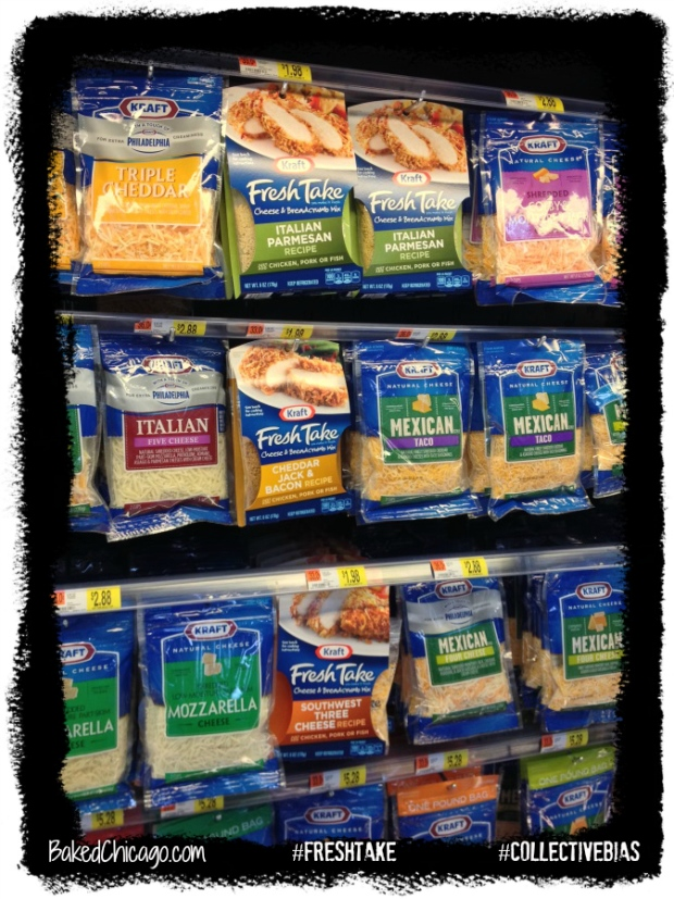 KRAFT #FreshTake at Walmart, #CollectiveBias