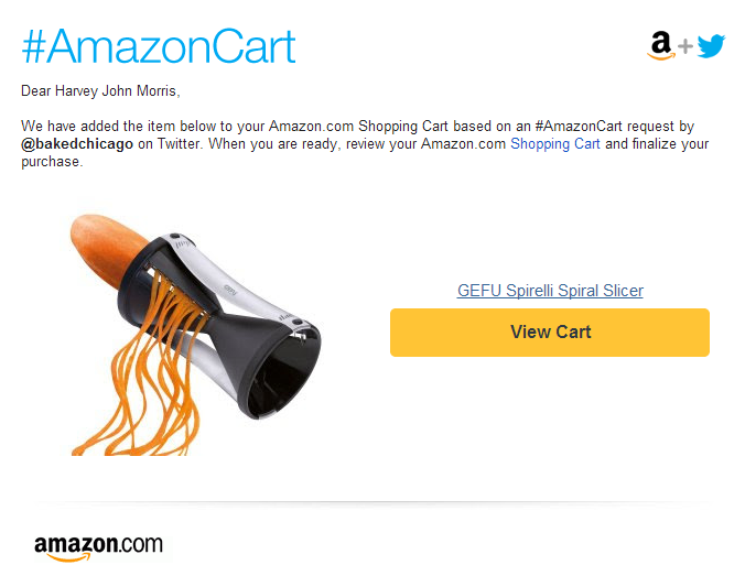 #AmazonCart #cbias #shop