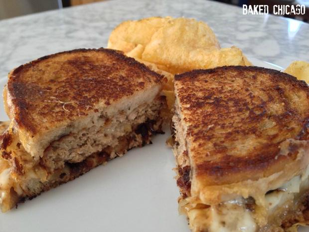 #SayCheeseburger #CollectiveBias #shop KRAFT Classic Ranch Patty Melt