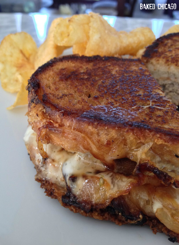 Ranch Patty Melt