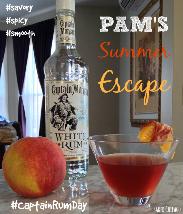 CaptainRumDay - Baked Chicago - Pam's Summer Escape