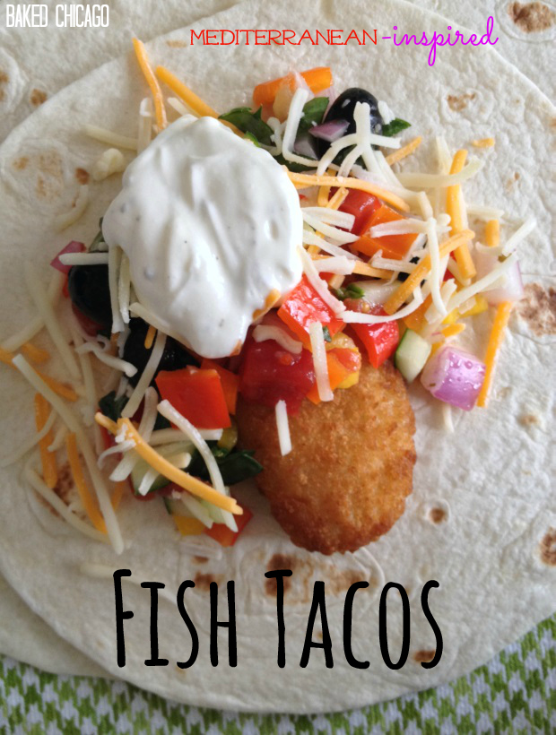 Mediterranian-inspired Fish Tacos #FoodDeservesDelicious #CollectiveBias #shop, salad dressing recipe, Zesty Italian, Ranch