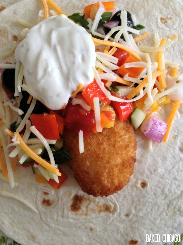 Mediterranian-inspired Fish Tacos #FoodDeservesDelicious #CollectiveBias #shop, salad dressing recipe, Zesty Italian, Ranch, closeup