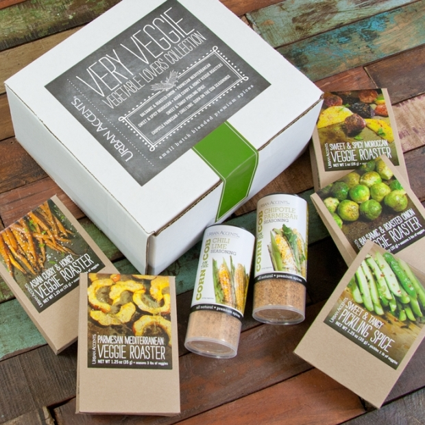 Urban Accents Very Veggie - Vegetable Lovers Collection