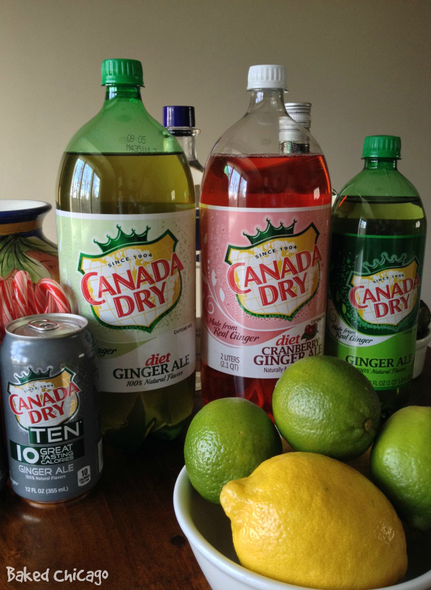 Stock up your holiday bar with Canada Dry products from Safeway