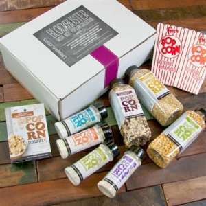 Urban Accents Blockbuster Movie Night Popcorn Gift Set