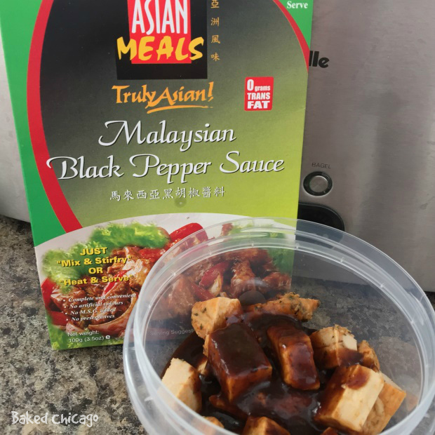 Malaysian Black Pepper Chicken Satay with Peanut Dipping Sauce 3
