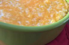 Minute Rice Corn Casserole