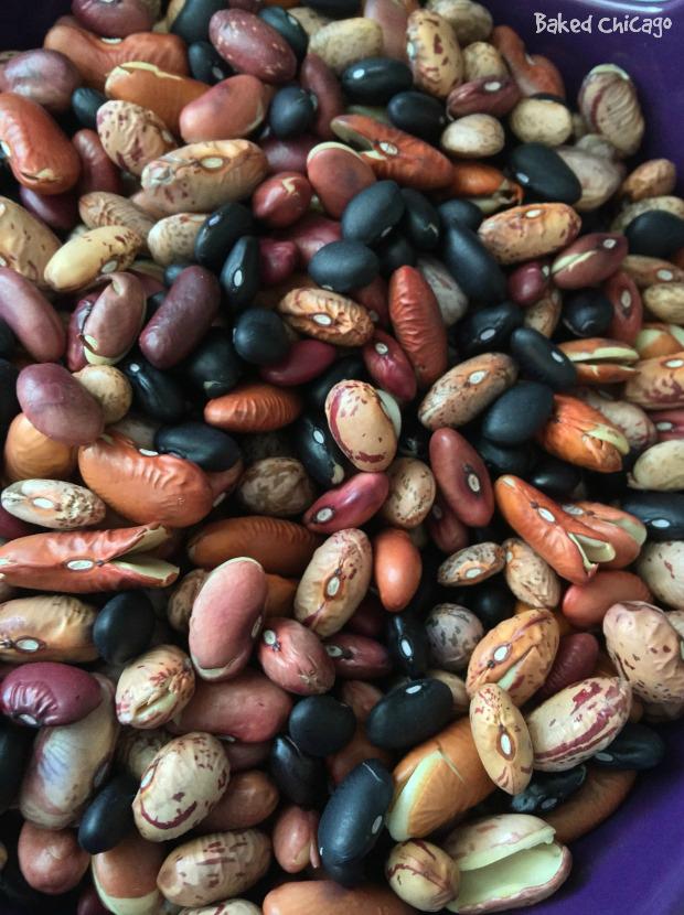 texas chili dried beans