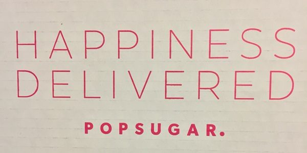 My Kind of Favorite October Surprise? The #MustHaveBox from POPSUGAR