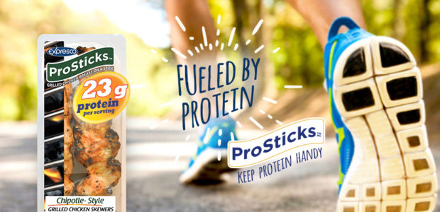 Win Free ProSticks Grilled Chicken Breast on a Stick