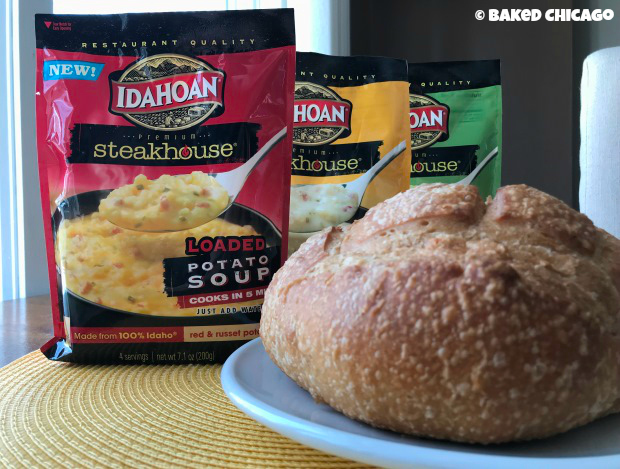 Idahoan Steakhouse Soups