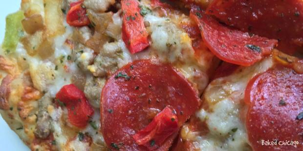 #DIGIORNO #YouBeTheJudge #CleverGirls #ad DiGiorno pizzeria thin supreme speciale pizza